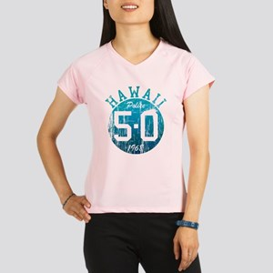 Vintage Style Hawaii 5-O Performance Dry T-Shirt