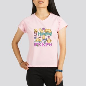 Just Hanging With My Peeps Performance Dry T-Shirt