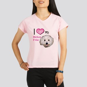 BichonFrise2 Performance Dry T-Shirt