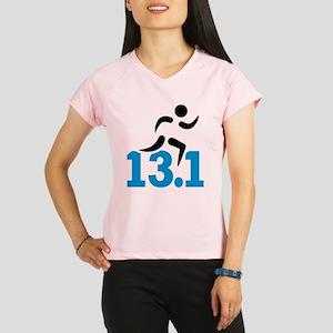 Half marathon 13.1 miles Performance Dry T-Shirt