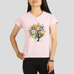 summer tree Performance Dry T-Shirt
