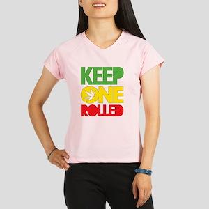 weed cannabis 420 t-shirt Performance Dry T-Shirt