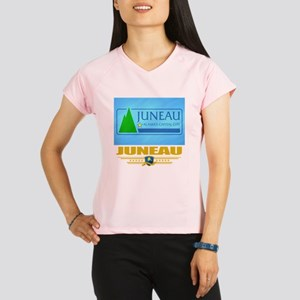 Juneau (Flag 10) Performance Dry T-Shirt