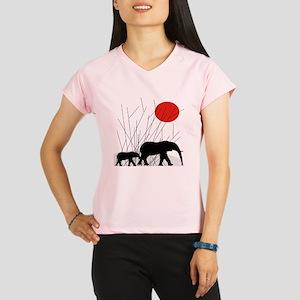 Elephants Performance Dry T-Shirt