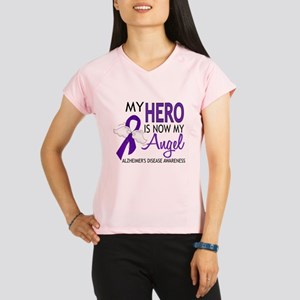 Alzheimers Hero Now My Ang Performance Dry T-Shirt