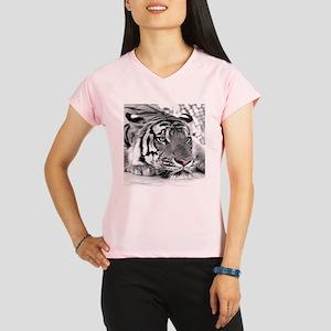 Lazy Tiger Performance Dry T-Shirt