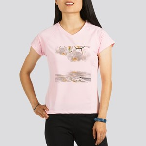 Orchids Reflection Performance Dry T-Shirt