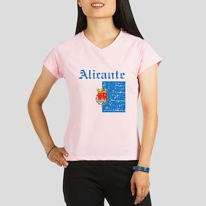 Alicante flag designs Performance Dry T-Shirt