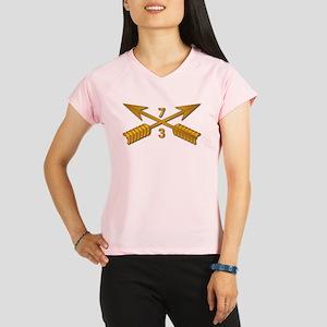 3rd Bn 7th SFG Branch wo T Performance Dry T-Shirt