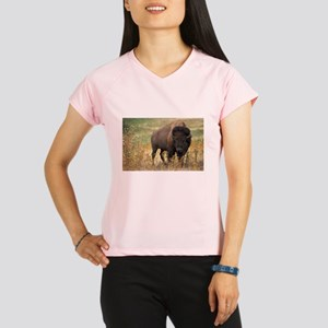 American buffalo Performance Dry T-Shirt