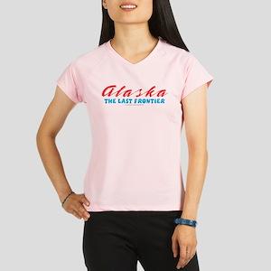Alaska - Last frontier Performance Dry T-Shirt