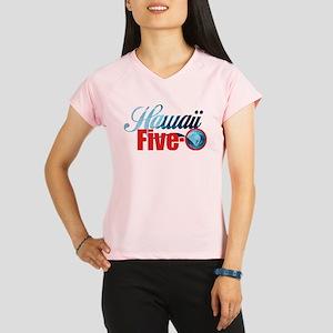 Hawaii Five O Retro Surf Performance Dry T-Shirt