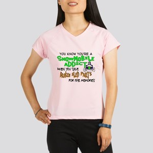 Sled Parts Memories Performance Dry T-Shirt