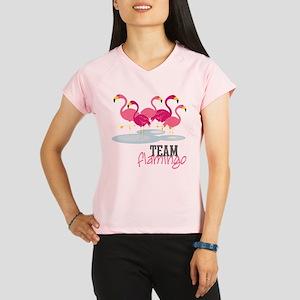 Team Flamingo Performance Dry T-Shirt