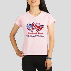 The Royal Wedding Performance Dry T-Shirt