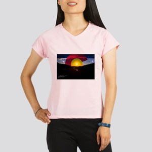Colorado and the Sun Performance Dry T-Shirt