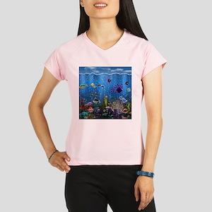 Underwater Love Performance Dry T-Shirt