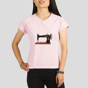 Sewing Machine 1 Performance Dry T-Shirt