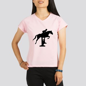 Hunter Jumper Over Fences Performance Dry T-Shirt