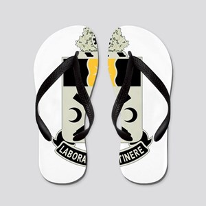 10th Engineer Battalion Flip Flops