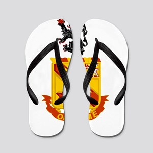 11th Field Artillery Flip Flops