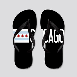 Chicago: Chicagoan Flag & Chicago Flip Flops