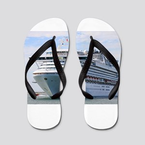 Cruise ship 13: Diamond Princess Flip Flops