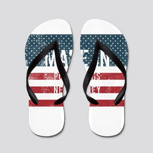 Made in Pierre Part, Louisiana Flip Flops