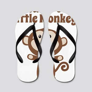 Busias Little Monkey Flip Flops