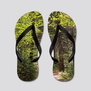 Forest Trail Flip Flops