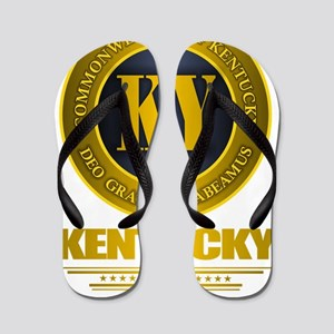 Kentucky Gold Label Flip Flops