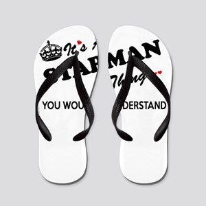 STARMAN thing, you wouldn't understand Flip Flops