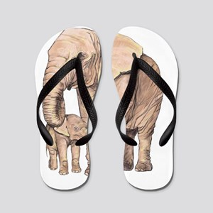 Mother and Child Flip Flops