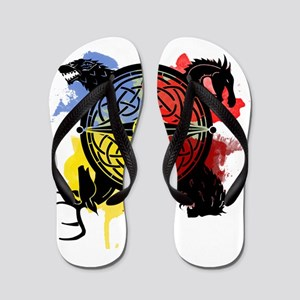 Game of Thrones Sigil Flip Flops