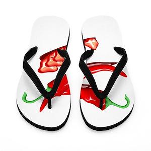 5ffc00874 Habaneros Flip Flops - CafePress