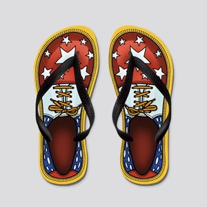 Clown Shoes II Flip Flops