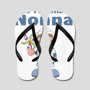 fun with nonna Flip Flops