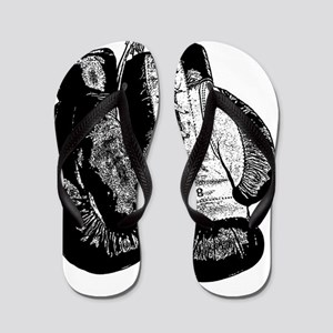 7e4fb2ae7bd30 Boxing Flip Flops - CafePress