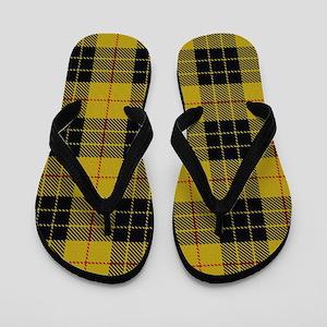 Scottish Clan Flip Flops - CafePress