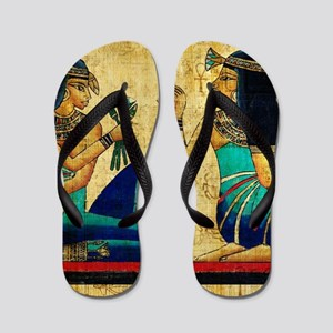 Egyptian Queens Flip Flops