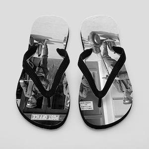 Postman Flip Flops - CafePress