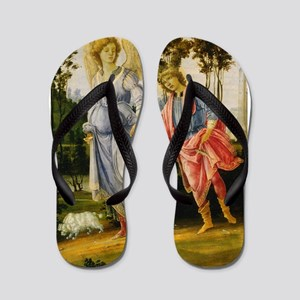 Filippino Lippi - Tobias and the Angel Flip Flops