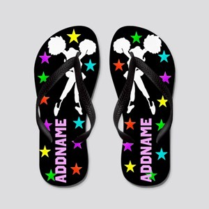 Best Cheerleader Flip Flops