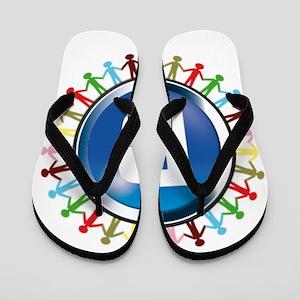 TBDA Wear Flip Flops