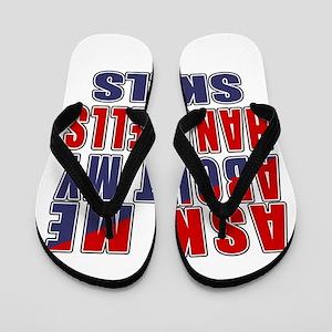 Ask About My Handbells Skills Flip Flops