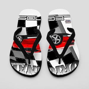 Musclecar Top 100 d13006 Flip Flops