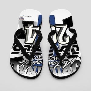 New Musclecar Flip Flops