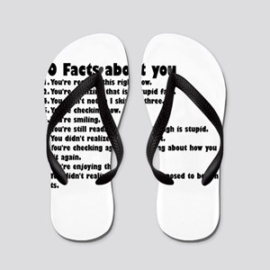 10 Facts about you Flip Flops