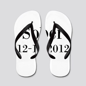 Personalizable Sober Flip Flops