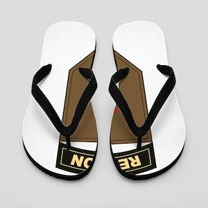 1st ID Recon Flip Flops